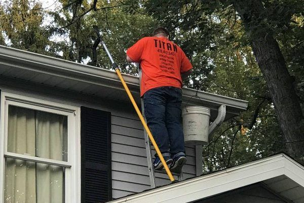 Best Window Cleaning Toledo Oh Titan Property Services
